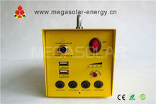 Cost-competitive electricity solar home lighting system national home appliances