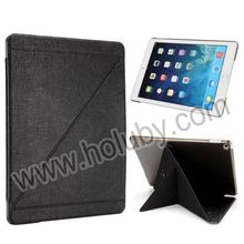 for iPad 6 PU Leather Printing Case DITA Sun Series Foldable Side Flip Cover Case for iPad Air 2