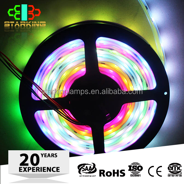 Dimmable Highlight 12W 60LED 5050 Led Light Strip Wholesales