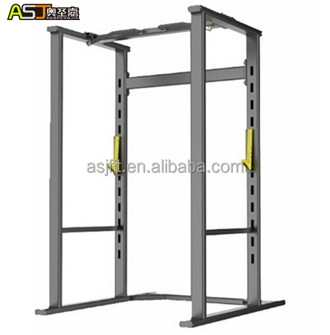 Factory direct supply Gym <strong>Equipment</strong> /commercial fitness <strong>equipment</strong> Power Cage ASJ-S844