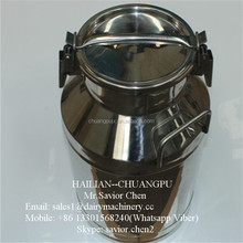 Milk Can Stainless Steel , Milk Can With 20L Capacity