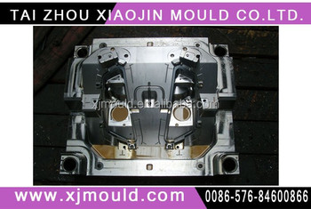 car lamp injection mould,High-quality auto lamp housing mould