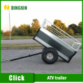 ATV dump box trailer