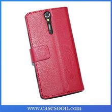 For Sony Xperia S LT26i Case,New Wallet Leather Case for Sony Xperia S LT26i Sony Cover Wallet Card Holder Phone Case