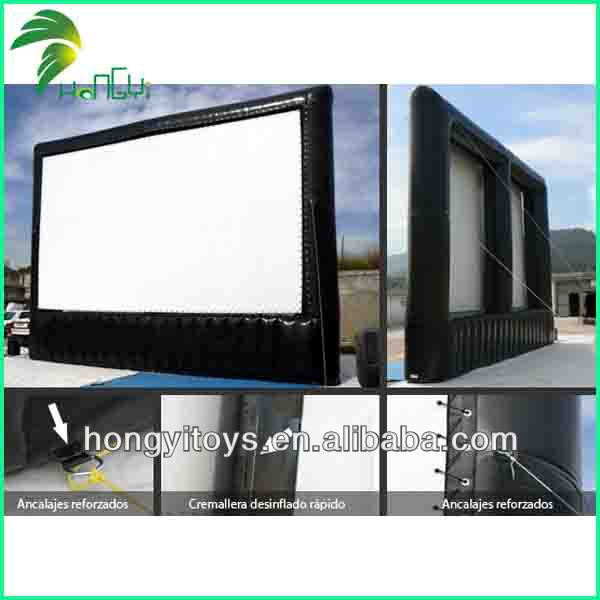 Outdoor Cinema Family Inflatable Air Screen