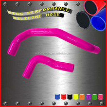 Auto Turbo Silicone Radiator Hose Kit For Nissan Skyline R33 R34 GTS 93-98 silicone hose