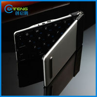 Folding Mini Bluetooth Keyboard for iPad and Tablets Foldable Wireless Keyboard