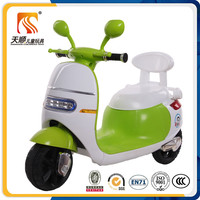 Kids motorcycle manufactorer wholesale china baby motorbike with good motor cycle parts