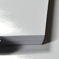 150gsm gloss two side coated fold art paper