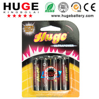 Carbon Zinc Dry Battery AA size