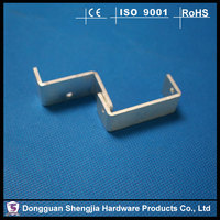 Stainless Steel Custom Metal Bending Parts Aluminum Tube