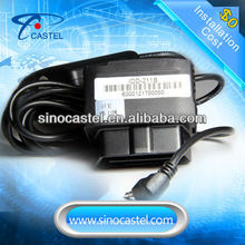 Vehicle OBD code reader with andriod application