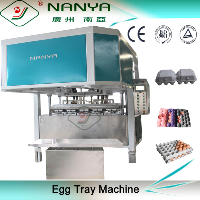 automatic egg tray machine / egg tray machine / paper egg tray plant