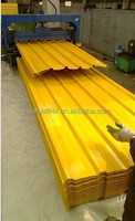 Corrugated metal roofing sheet/Roofing tiles(real factory)