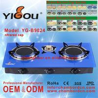 YG-B9024 table top induction cooker glass cooktop