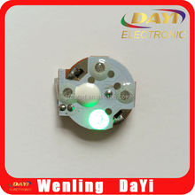 Decorations light clothes battery, led bulb shoes, small led lights clothes