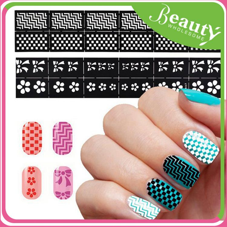 Nail wraps for finger nails sticker h0tsK nail stickers for girls for sale