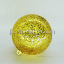 personalized Jincong powder Christmas bauble ornaments