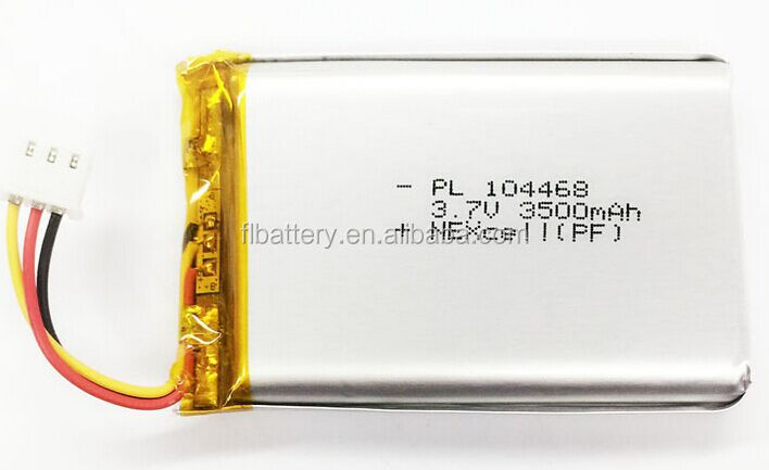 3.7V 3000MAH good rechargeable lithium ion batteries micro lipo lithium ion battery manufacturers high quality