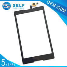 Touch Screen Outer Glass Panel Front Touchscreen Digitizer Replacement Parts for lenovo tab 2 a8-50
