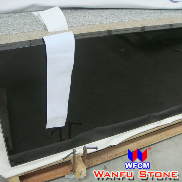 Kitchen Granite Shanxi Black High Quality Black Granite Countertops Pictures