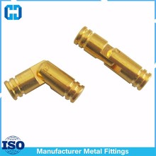 High Quality Brass Cylindrical Hinge For Wooden Wine Box