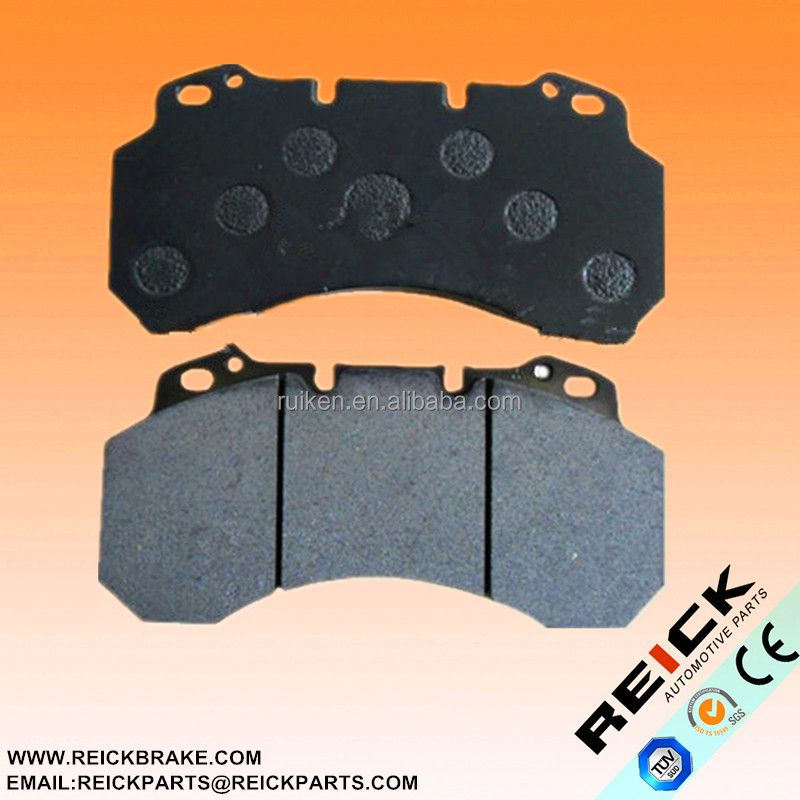 Truck brake pad for DAF IVECO MAN RENAULT Truck WVA29100 backing plate 29100/29099 GDB5071