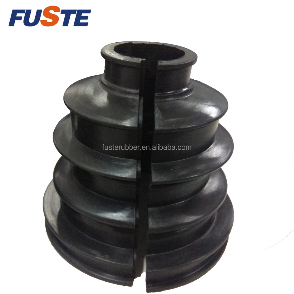professional manufacture rubber split cv axle joint boot replacement