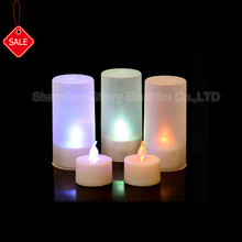 hot sale tea light Shape and Parties Use LED TEA LIGHTS