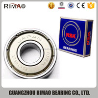 Original Japan nsk 608 z1 bearing kart bearing 608z 608zz rs Deep Groove Ball Bearing