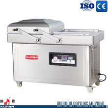 Hot 2016 double chambers stainless steel snack food rice beef vacuum sealer packing machine DZ-400/2SA