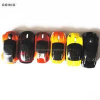 Latest cord Car Shape pc Mouse for company promotion gift