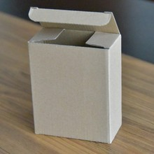 cheap food kraft packaging paper rice box