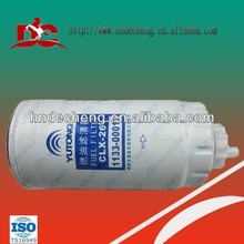 Yutong bus part D diesel filter, lubrication system, engine