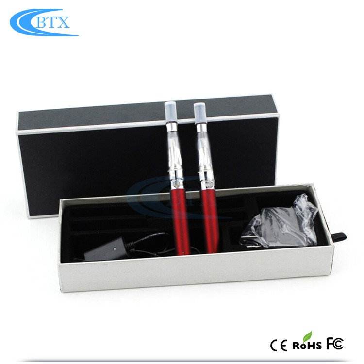 Electronic Cigarette Battery Ego Twist Battery 1.6ml atomizer EGO CE4 e-cigarette blister pack