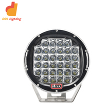 Truck Parts 9Inch 96W LED Work Light, 96w Car Lamp, 96W Auto LED