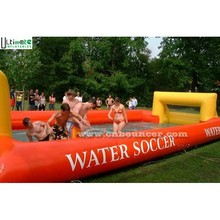 New inflatable soccer field for sale for adults and children from China inflatable factory