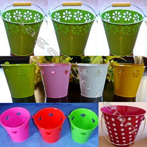 buckets wedding pails baby shower favor pots wedding favor buckets