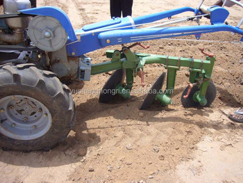 Hand walking tractor 1LS-220Y disc plough for ATV