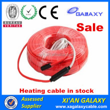 XI'AN GALAXY 220V 18W 20W 30W Ceiling Heating Cable