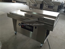 Preserved Fruit Potato Chips Double Chamber Vacuum Heat Sealer