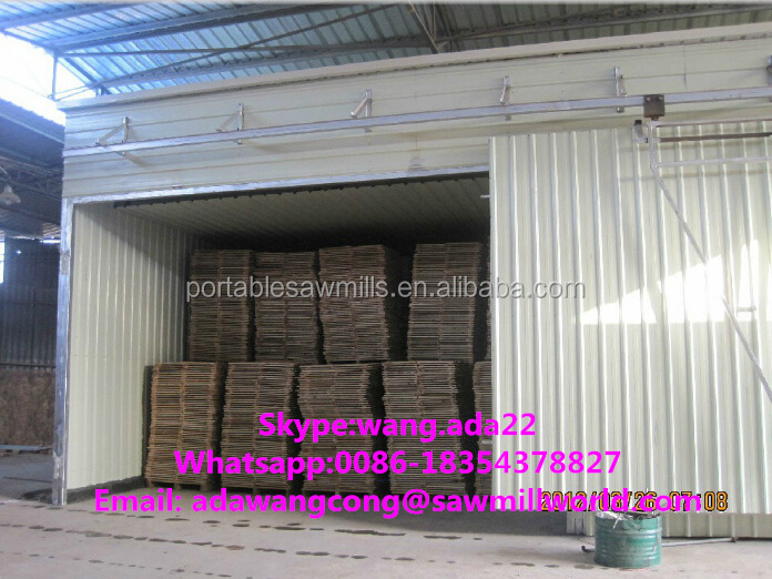 Sawmill-World Wood Drying Kiln Equpment Firewood Kiln Dried