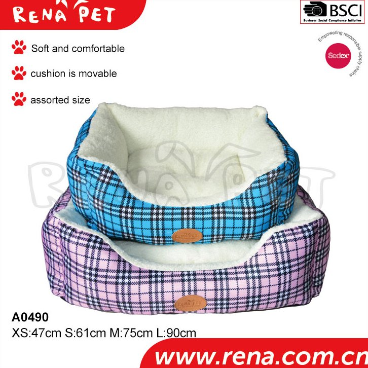 A0490 Durable Popular assorted size pet accessory dog house dog bed