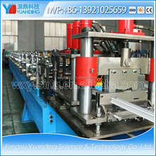 YTSING-YD-5993 Automatic Cable Tray Cold Roll Forming Machine Galvanized/Aluminium Punching Making Machinery Equipment