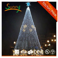 led christmas tree lights outdoor led cherry blossom tree for wedding decoration tr113 GNW 3m