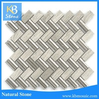 factory price rustic wood look marble ceramic floor tile that looks like wood