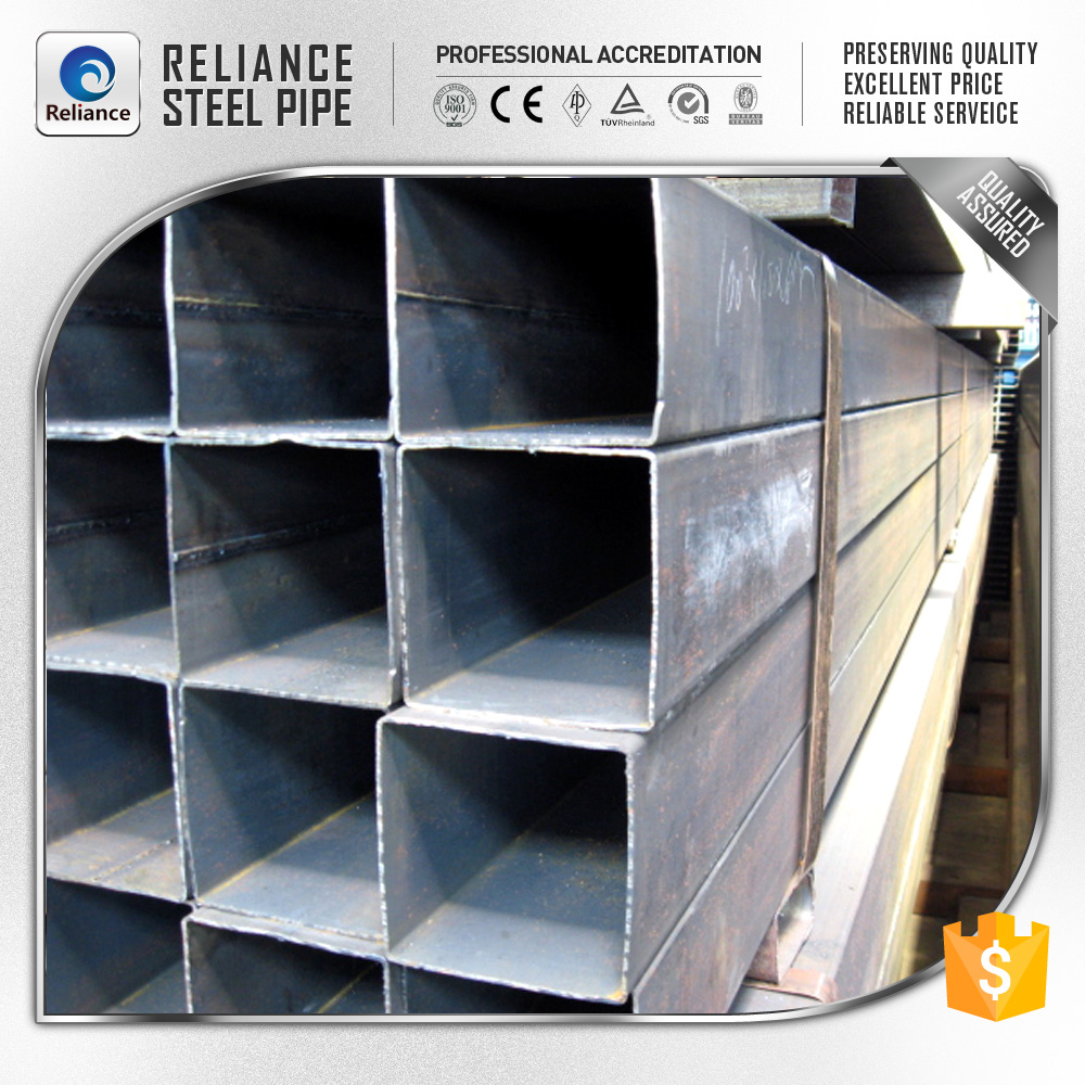 LOW TEMPERATURE CARBON DRAIN STEEL PIPE SQUARE