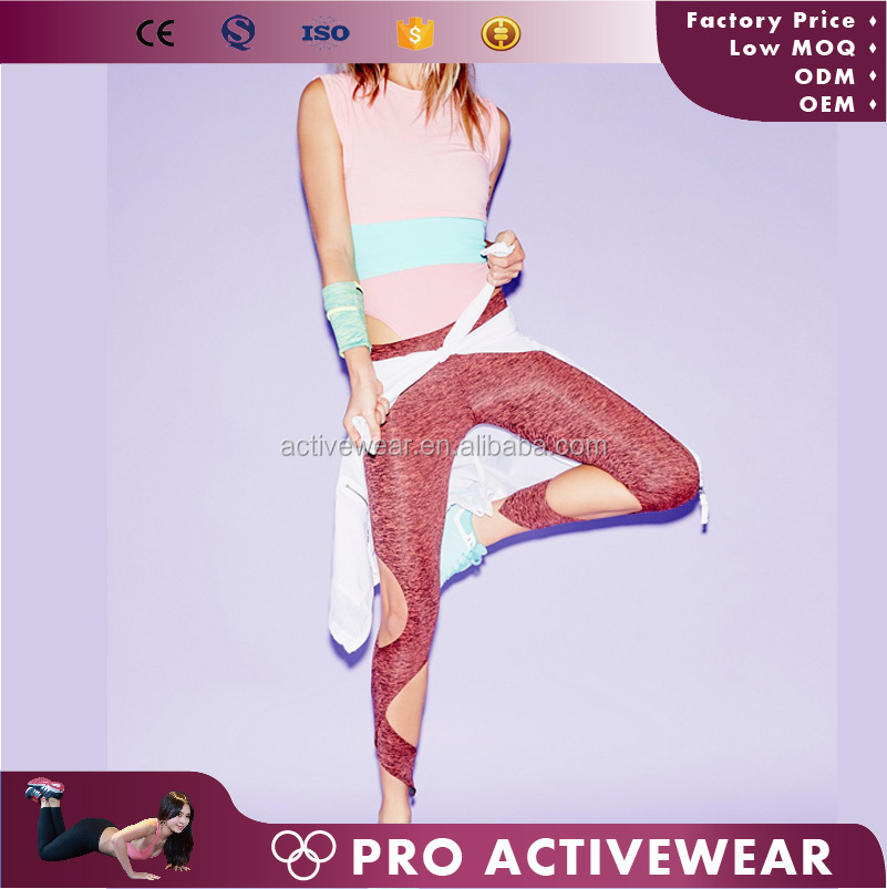 New Arrival Custom Logo Brand Name Legging,Women Legging And Top Wholesale Dry Fit