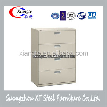 4 drawer office steel filing cabinet