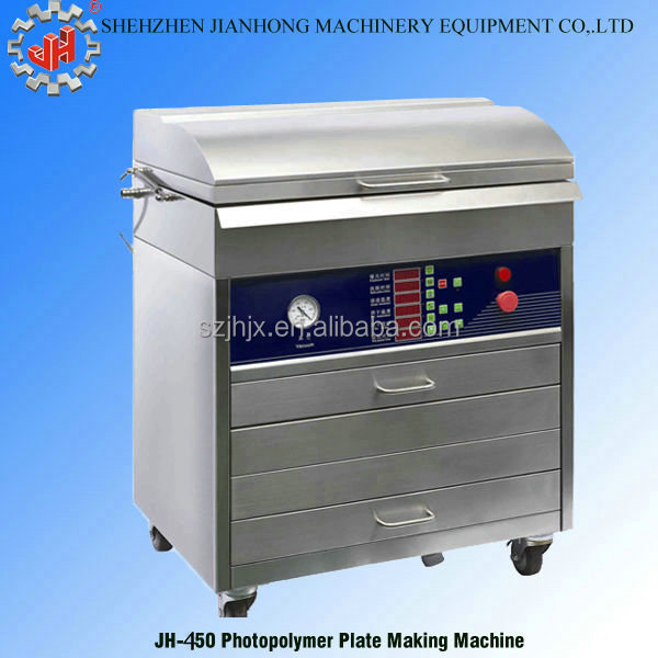new high quality automatic polymer flexo printing plate making machine ctp plate making machine
